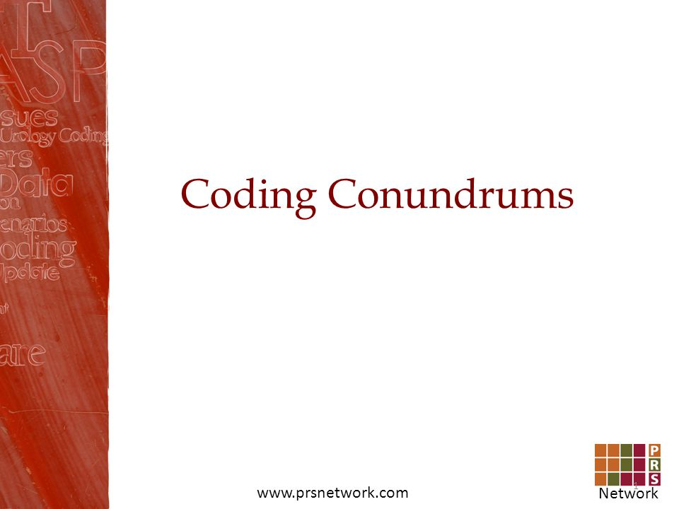 Coding Conundrums