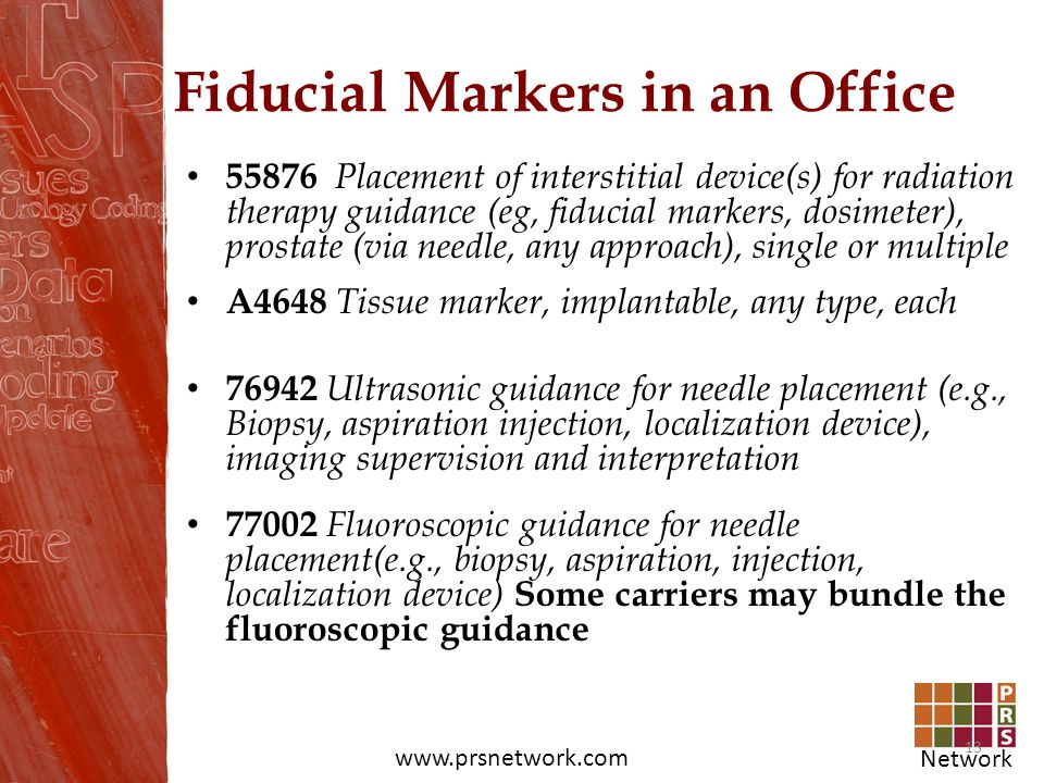 Fiducial Markers in an Office
