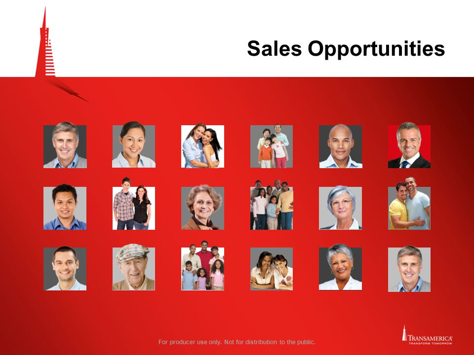 Sales Opportunities