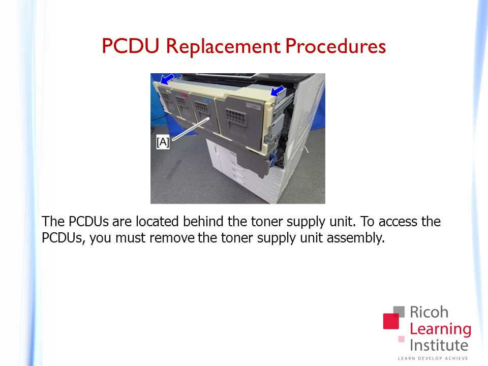 PCDU Replacement Procedures Accessing the PCDUs - 1