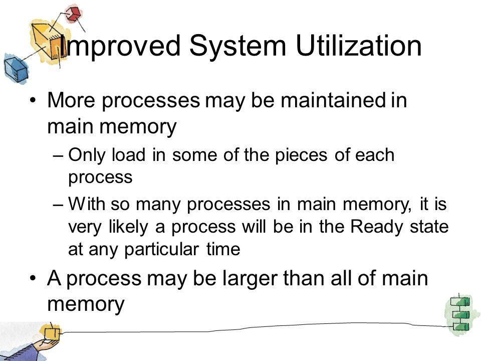 Improved System Utilization