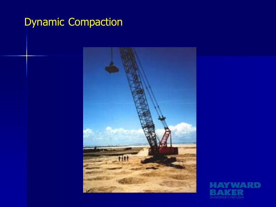 Dynamic Compaction