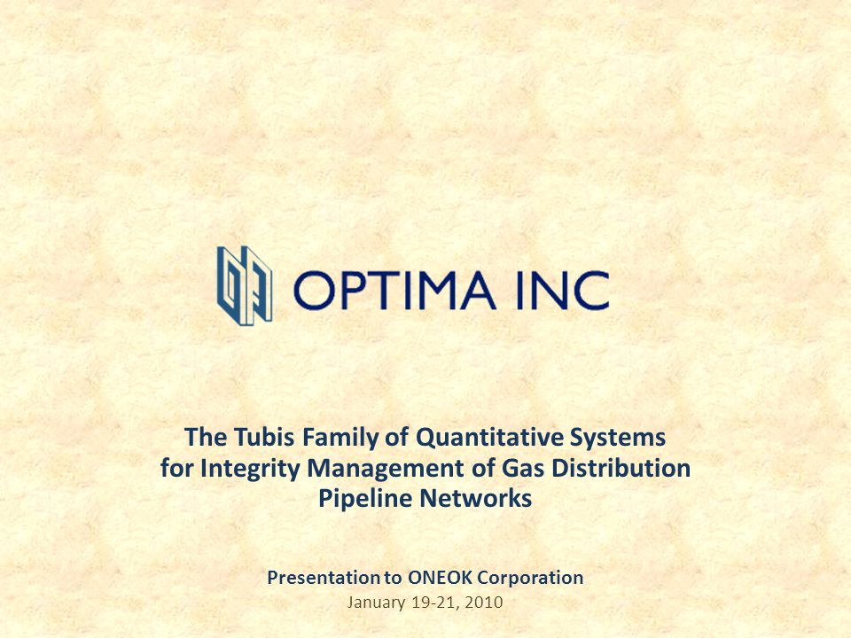 The Tubis Family of Quantitative Systems