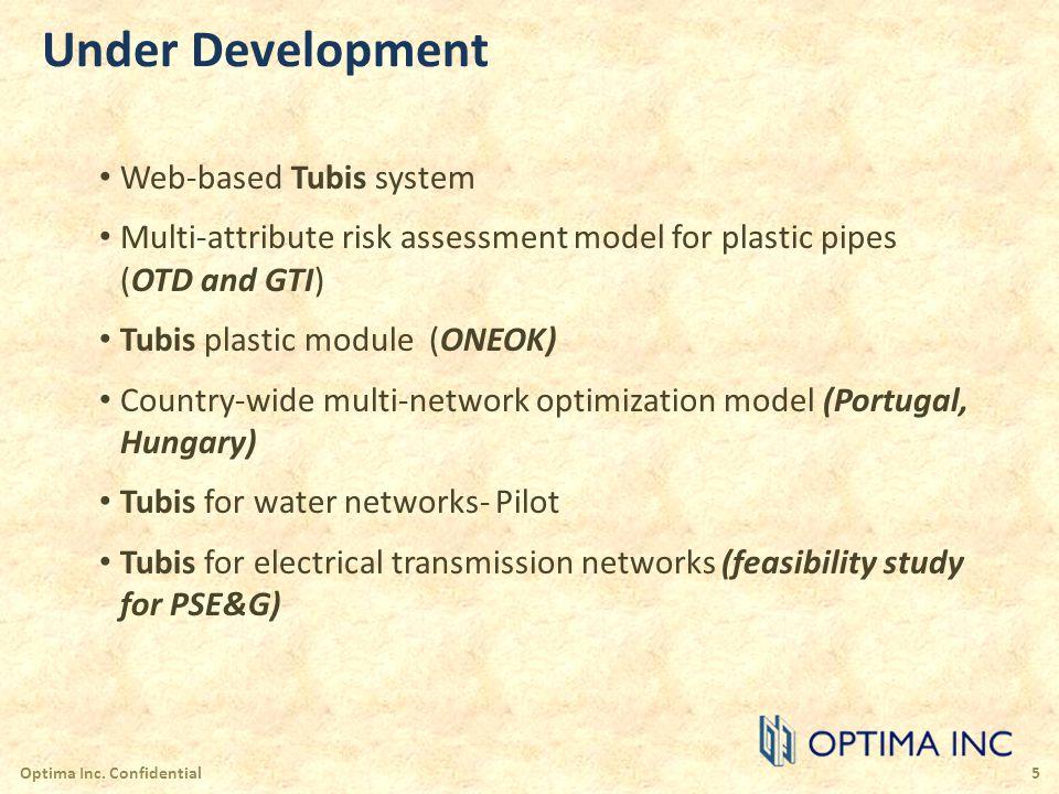 Under Development Web-based Tubis system