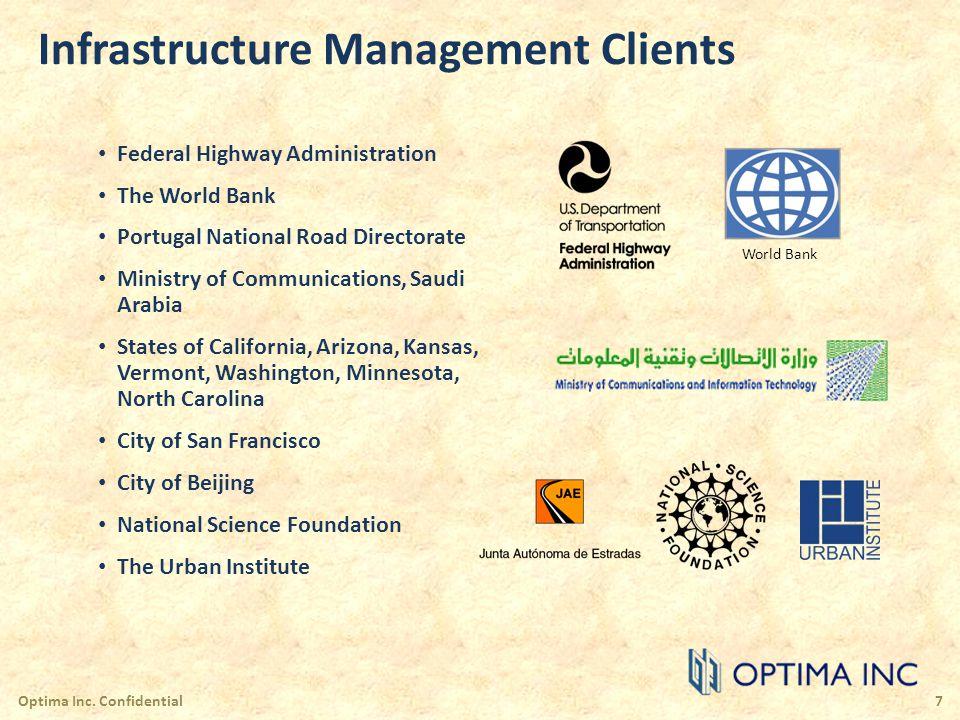 Infrastructure Management Clients