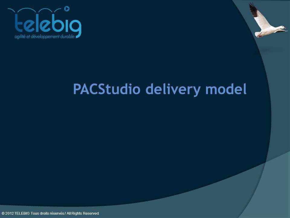 PACStudio delivery model