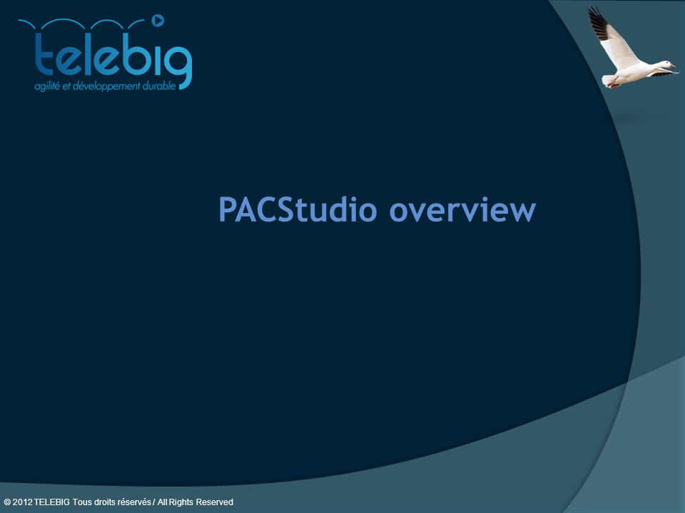 PACStudio overview 3