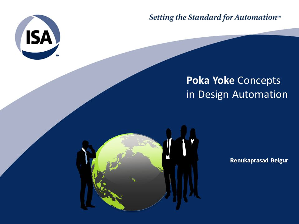 Poka Yoke Concepts in Design Automation