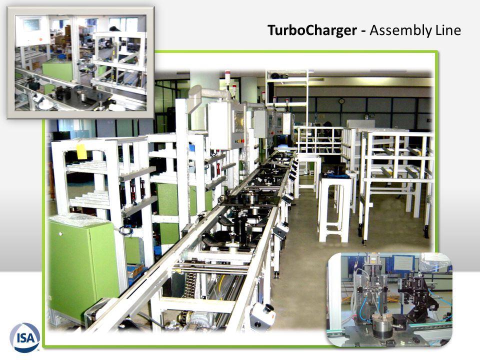 TurboCharger - Assembly Line