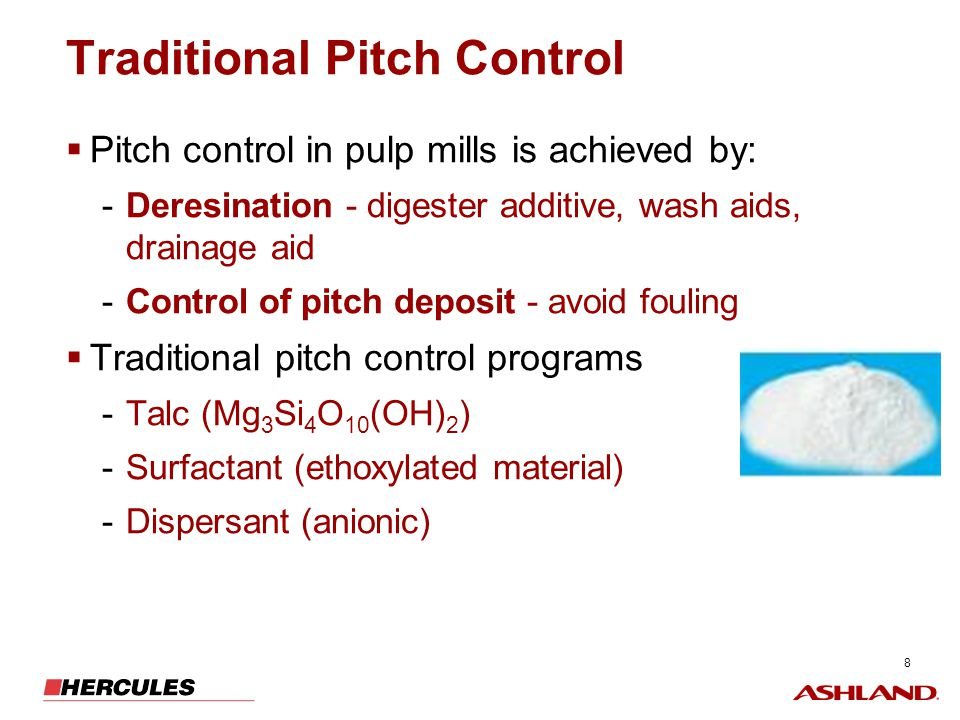 Traditional Pitch Control