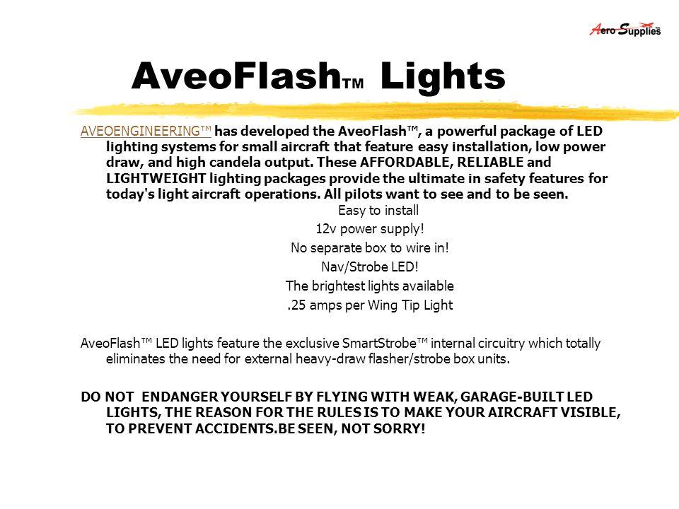 AveoFlashTM Lights
