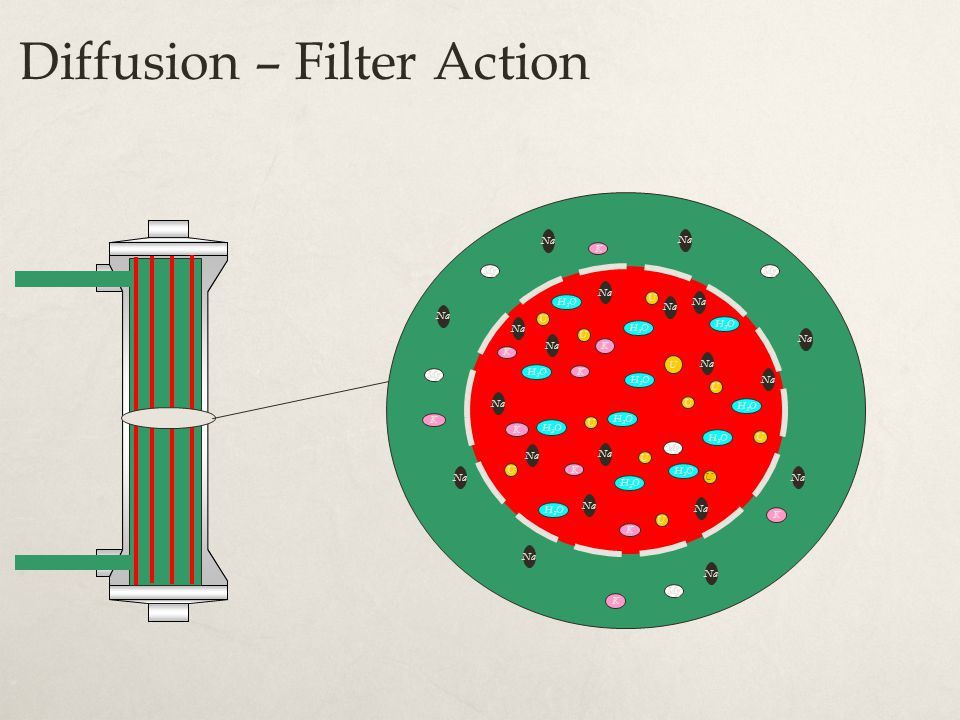 Diffusion – Filter Action