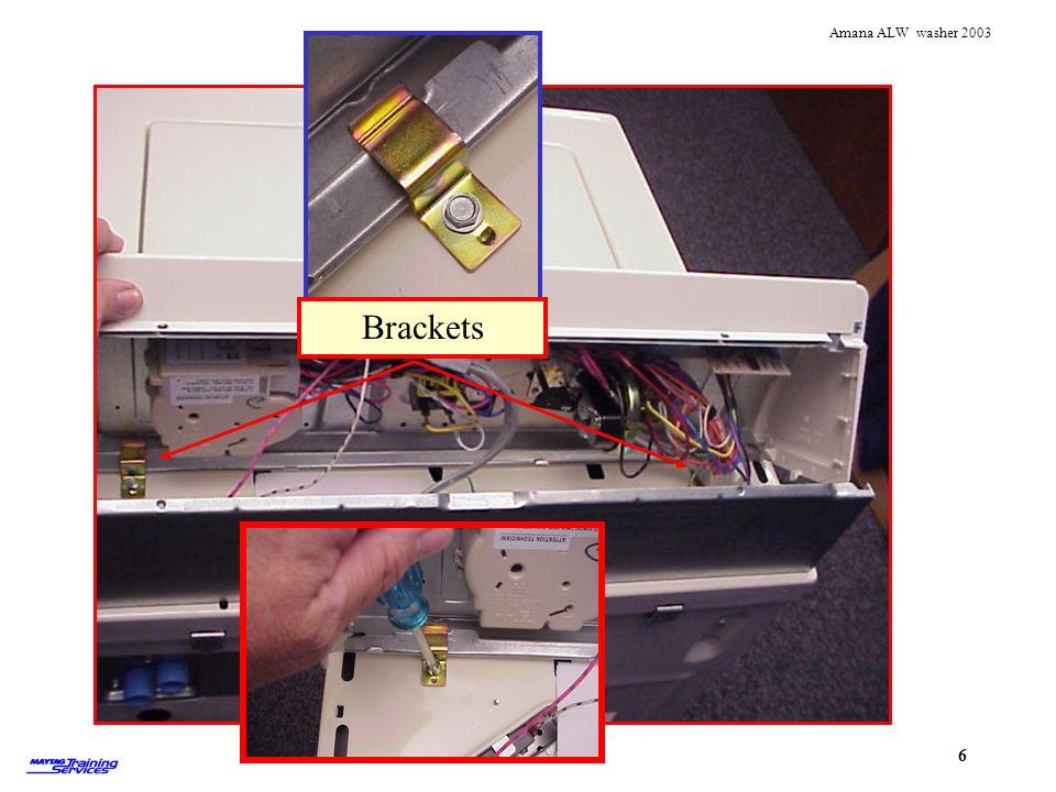 Console Brackets Brackets