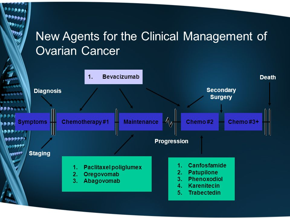 New Agents for the Clinical Management of Ovarian Cancer