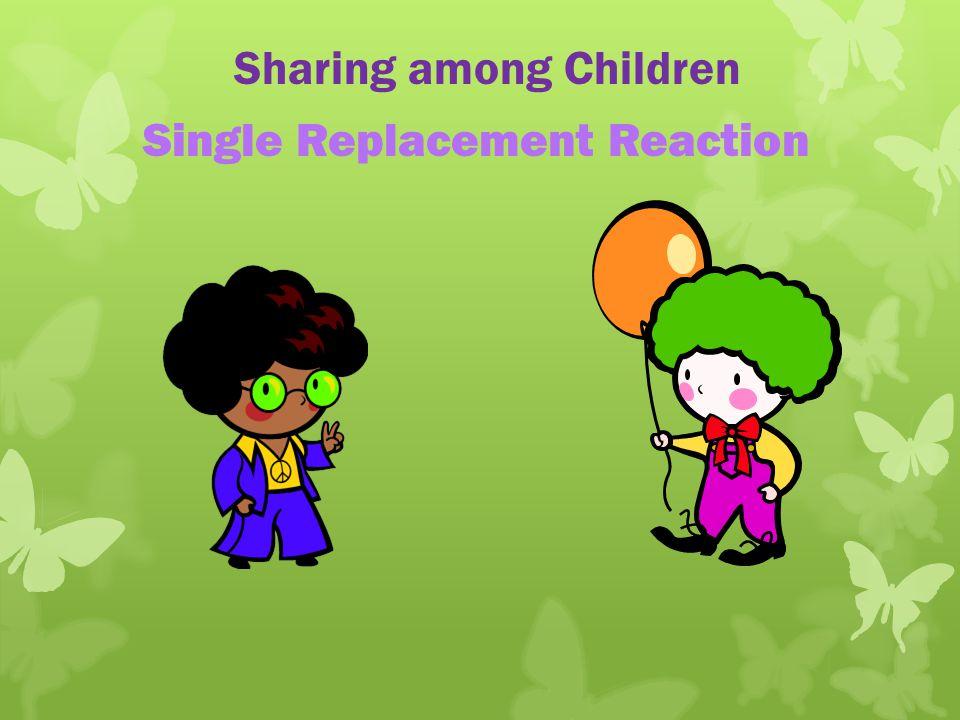 Sharing among Children