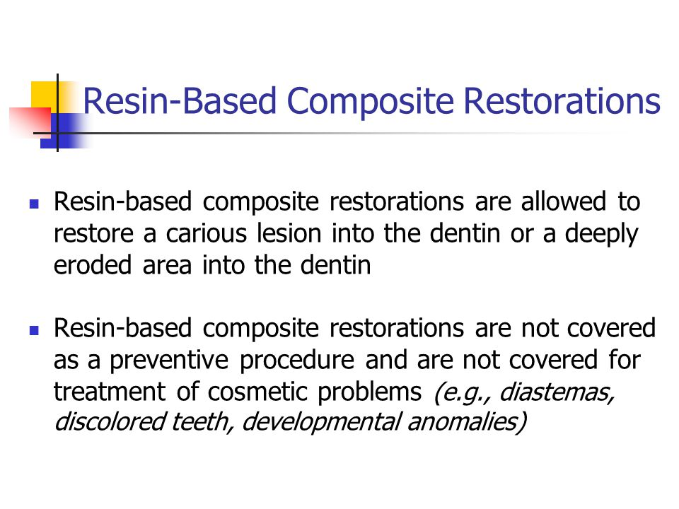 Resin-Based Composite Restorations