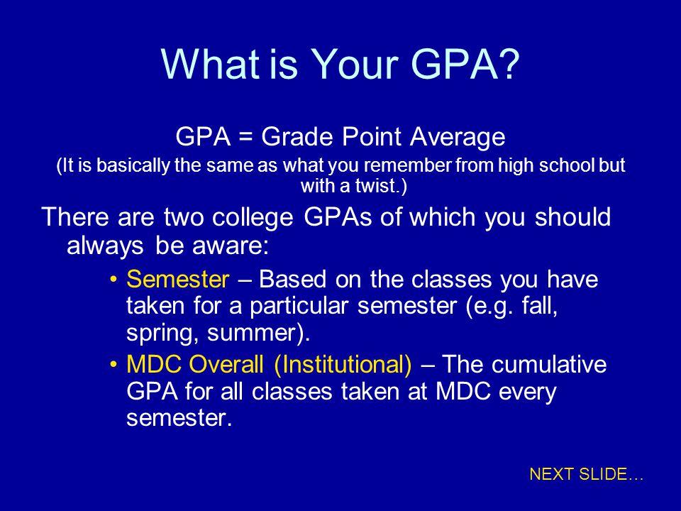 mdc academic advisement ppt