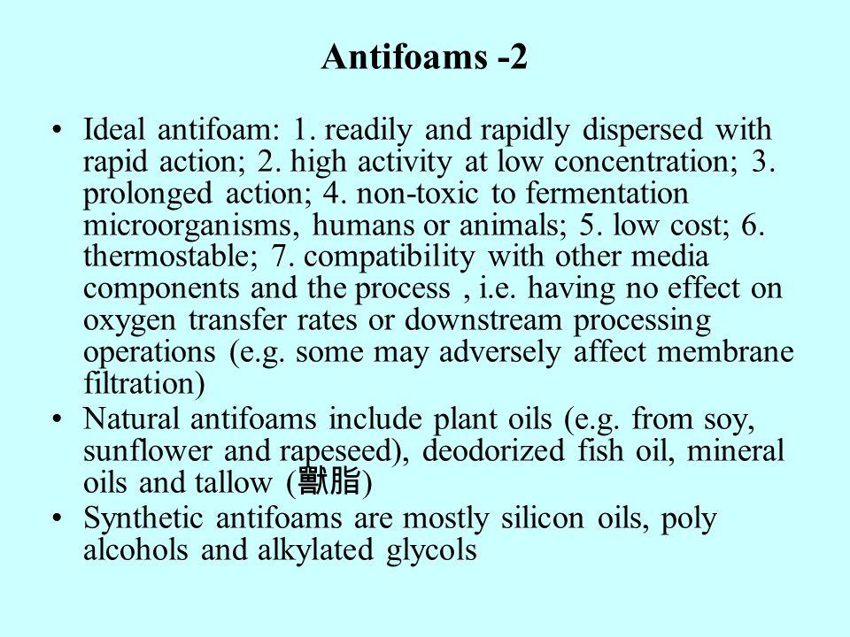 Antifoams -2