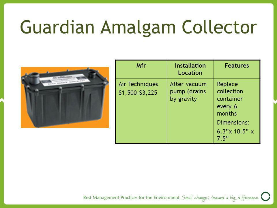 Guardian Amalgam Collector