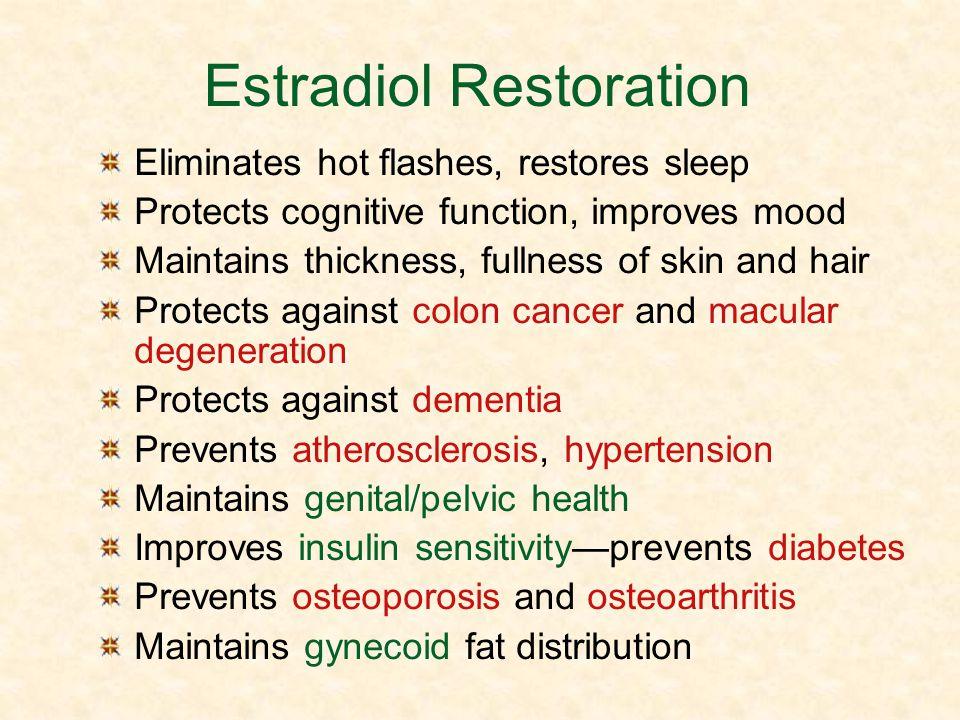 Estradiol Restoration