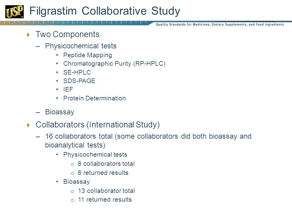 Filgrastim Collaborative Study