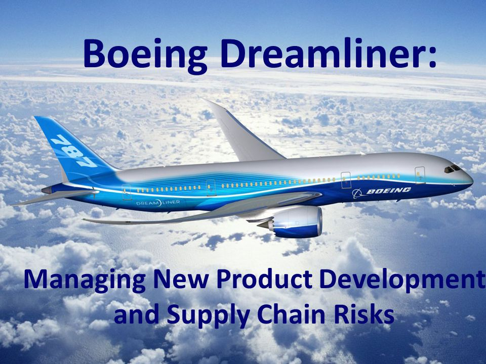 Managing New Product Development and Supply Chain Risks