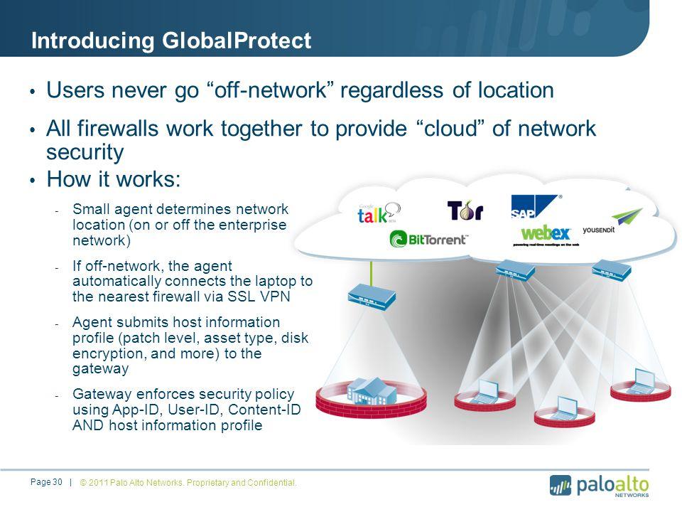 Introducing GlobalProtect