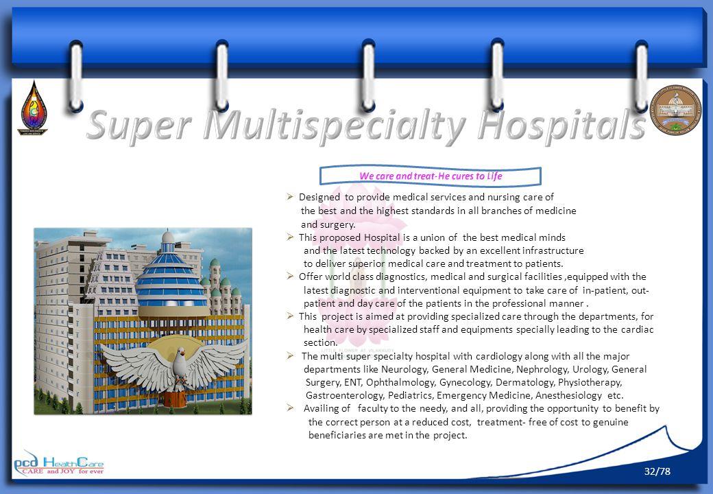 Super Multispecialty Hospitals