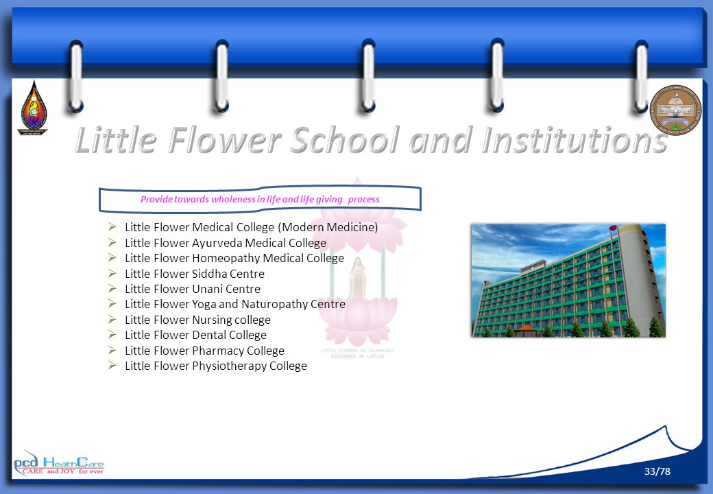 Little Flower School and Institutions