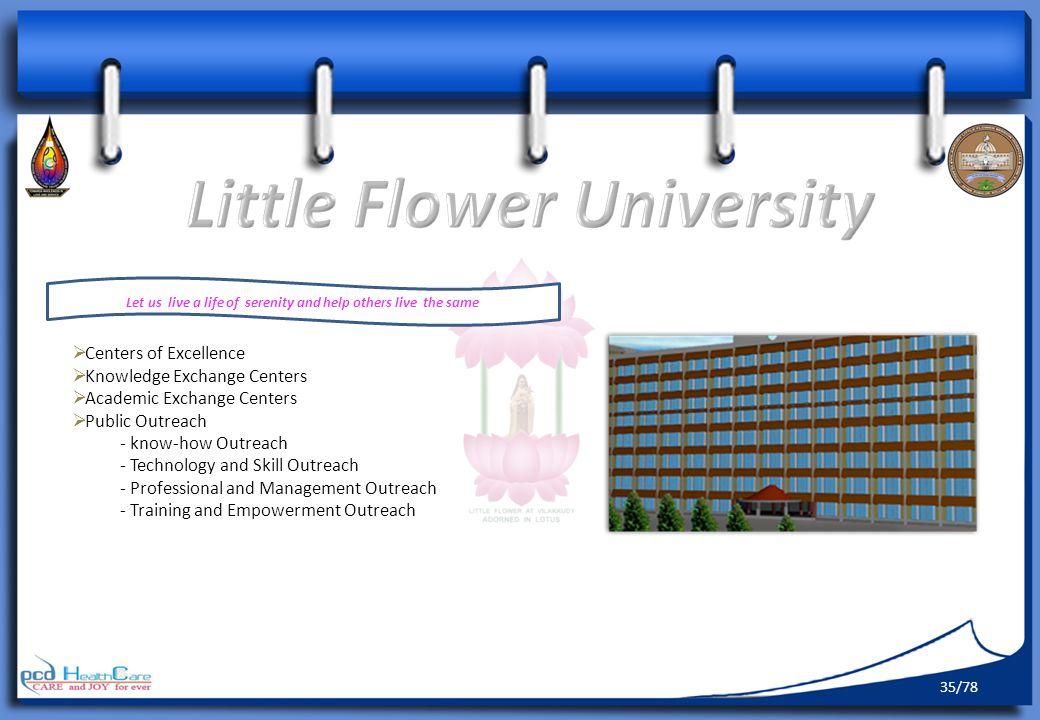 Little Flower University