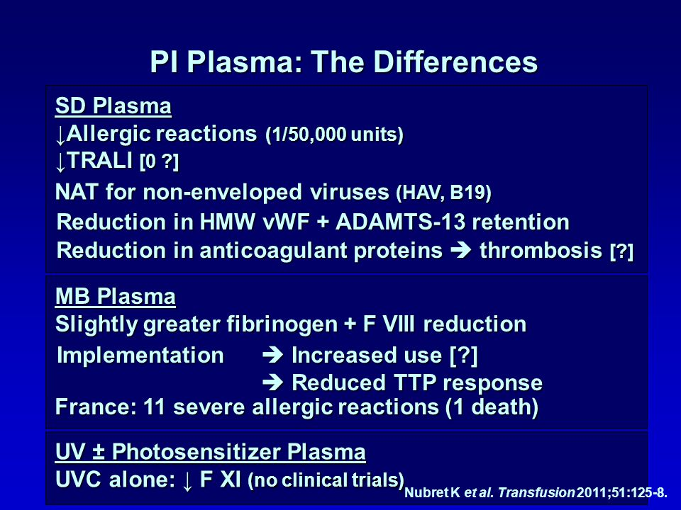 PI Plasma: The Differences