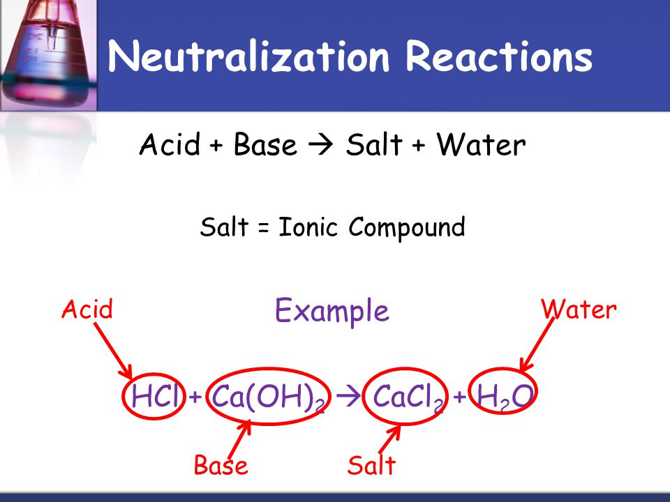 How to Neutralize Acids & Bases