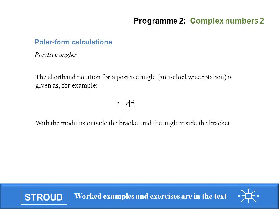 Polar-form calculations