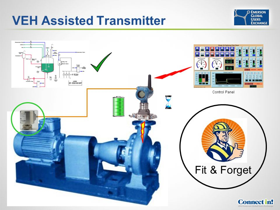 VEH Assisted Transmitter