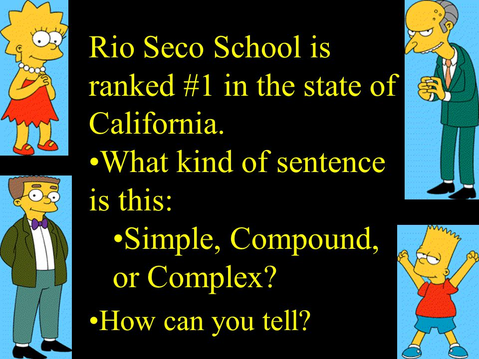 Rio Seco School is ranked #1 in the state of California.