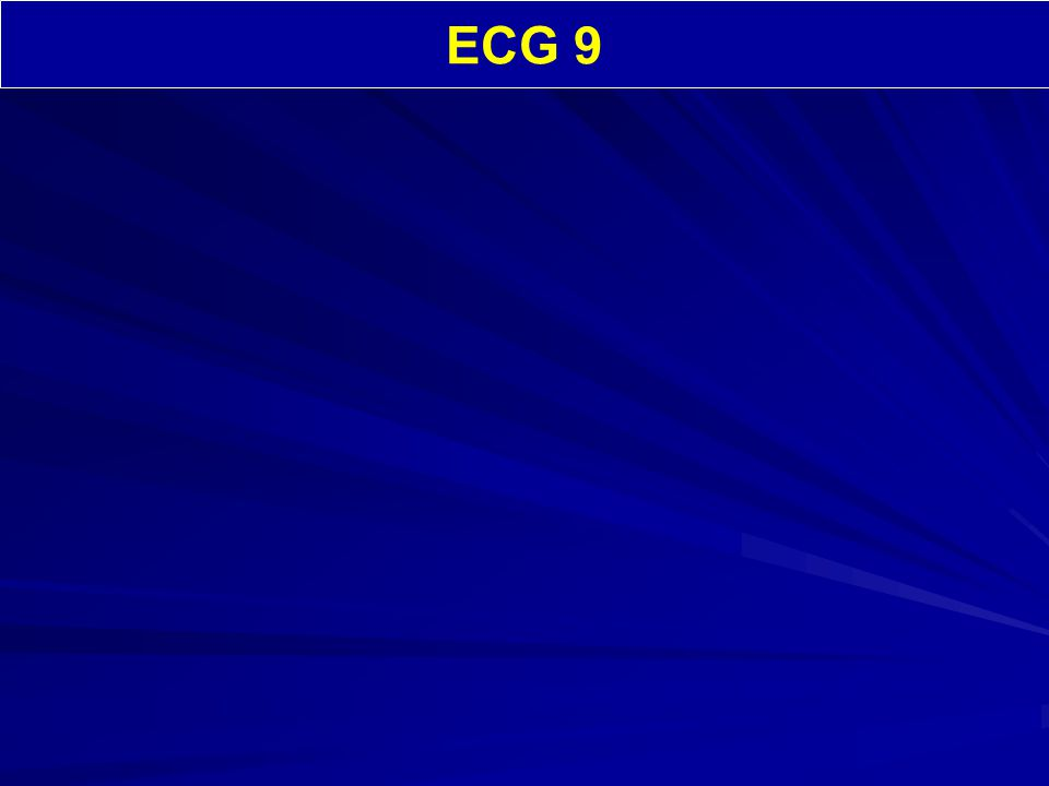 ECG 9