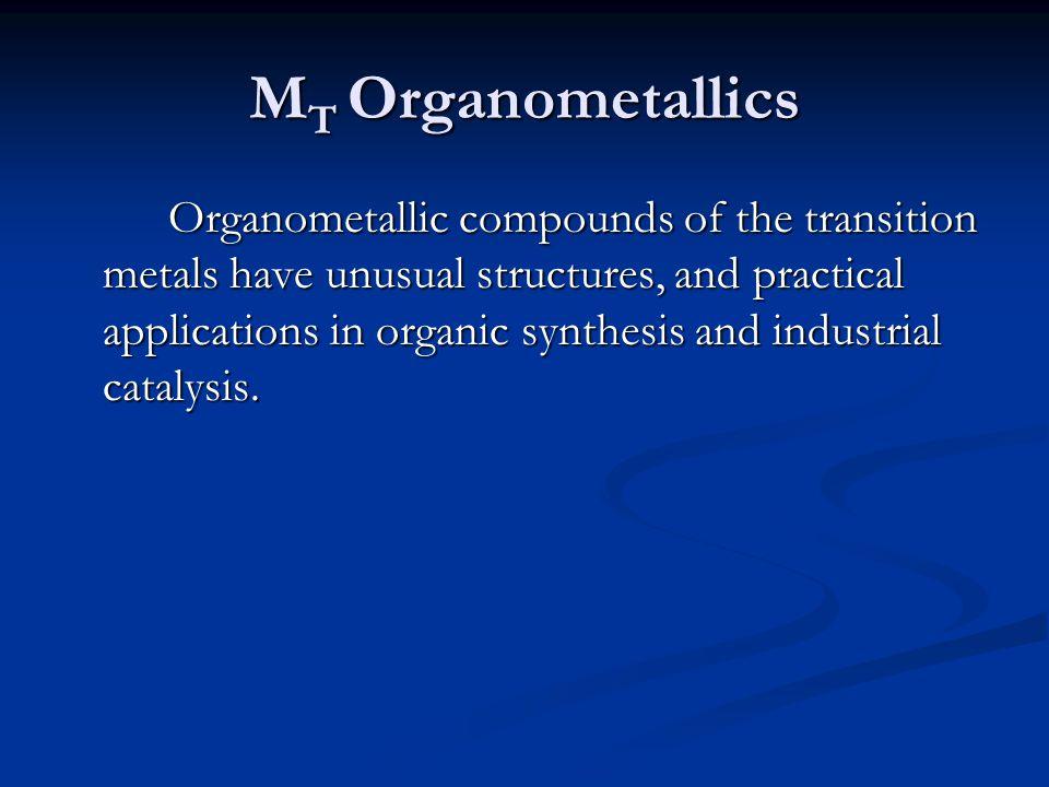 MT Organometallics