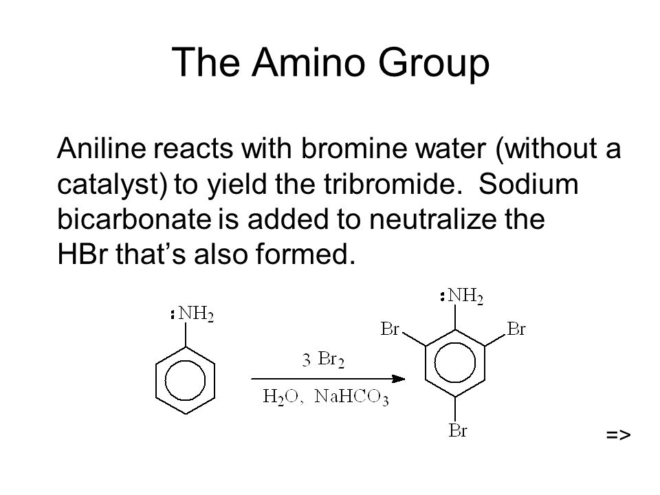 The Amino Group