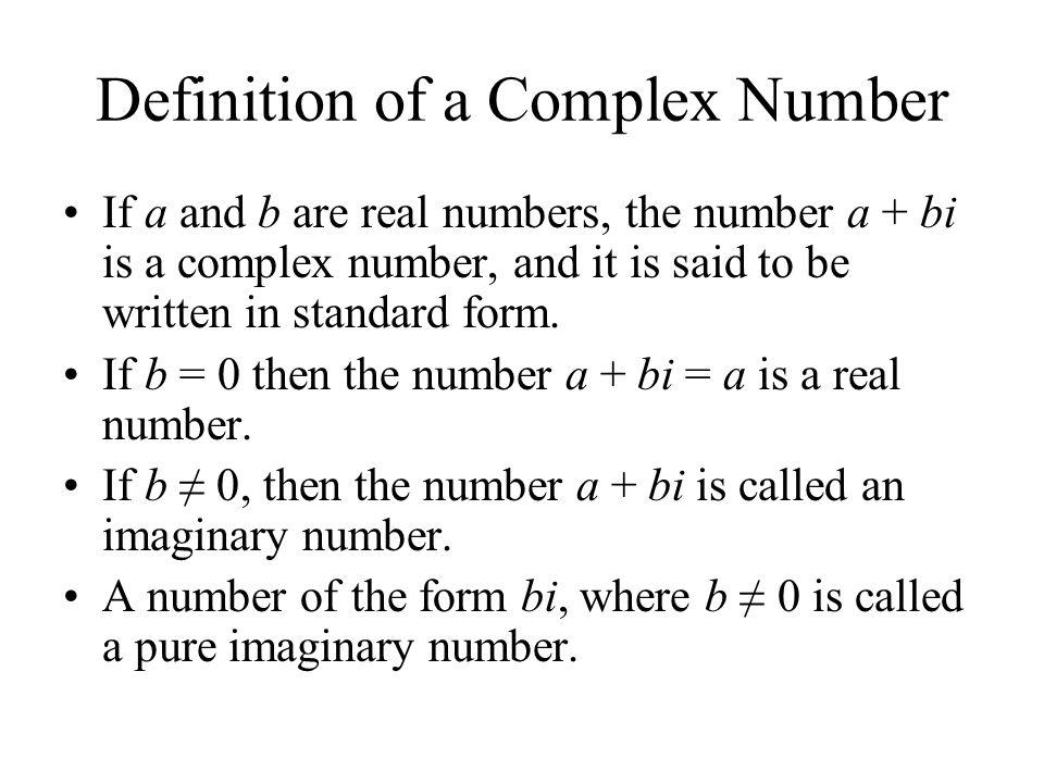 Complex Number And Bi Custom Paper Help Wthomeworkrroz