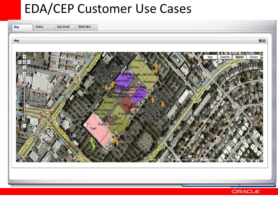 EDA/CEP Customer Use Cases