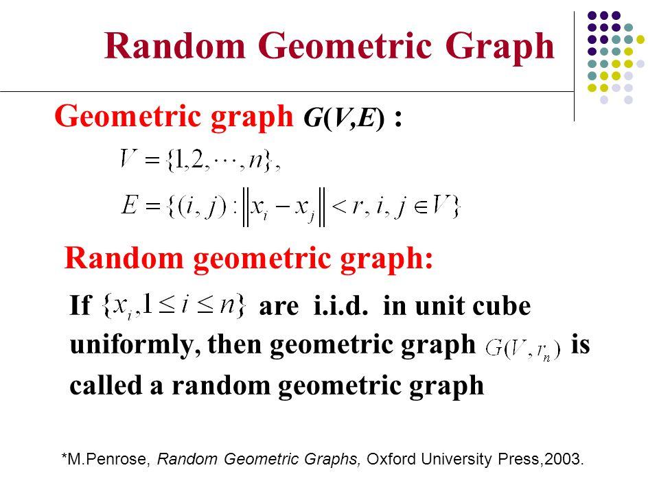 Random Geometric Graph