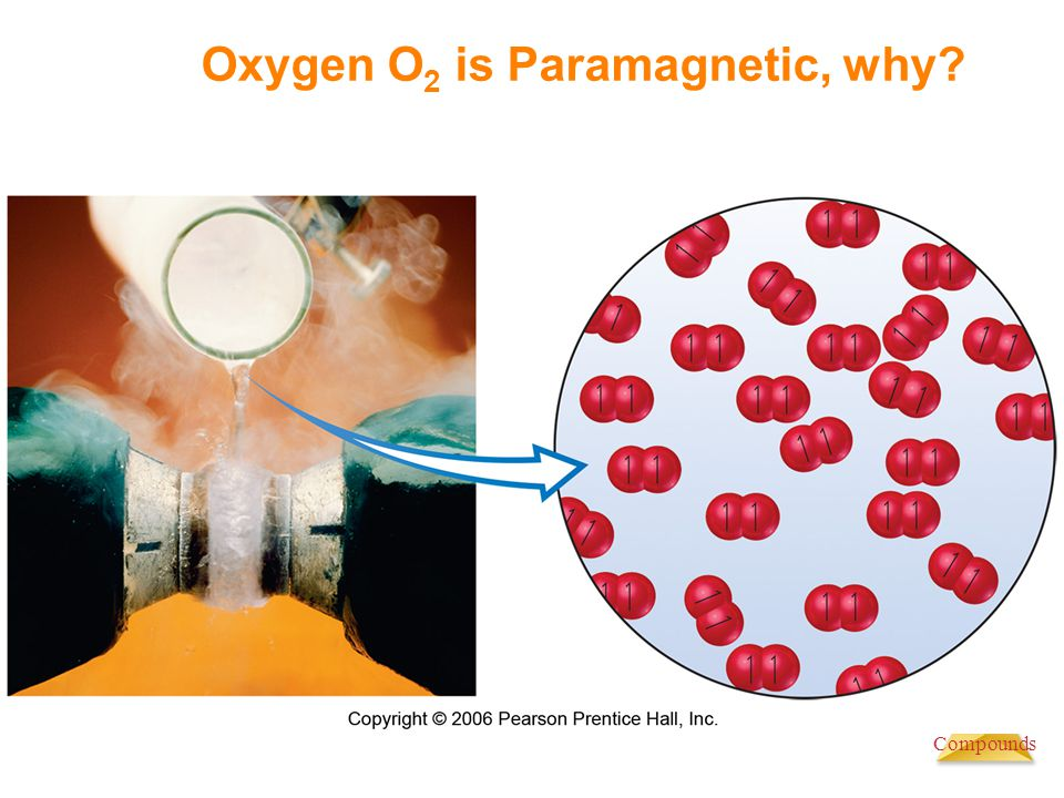 Oxygen O2 is Paramagnetic, why