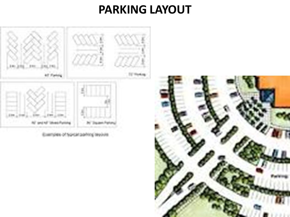 PARKING LAYOUT