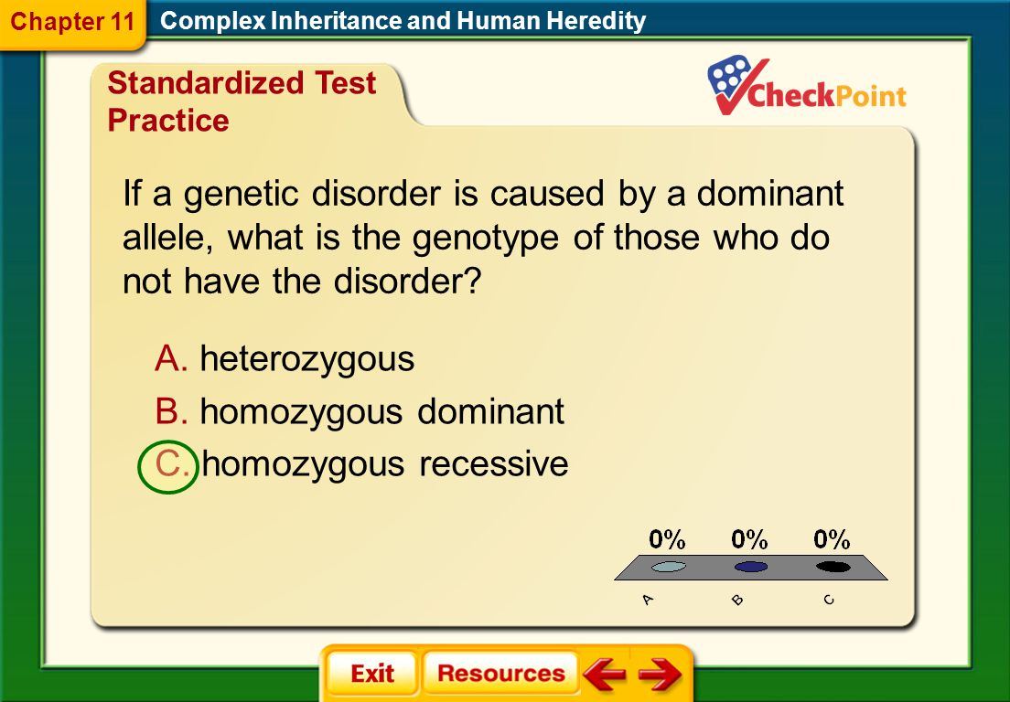 If a genetic disorder is caused by a dominant