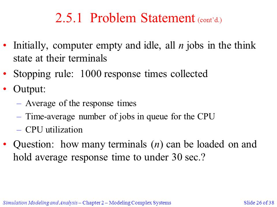 2.5.1 Problem Statement (cont'd.)