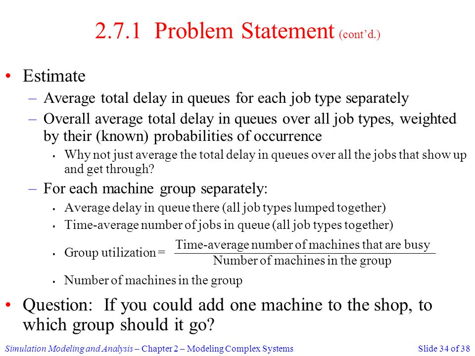 2.7.1 Problem Statement (cont'd.)