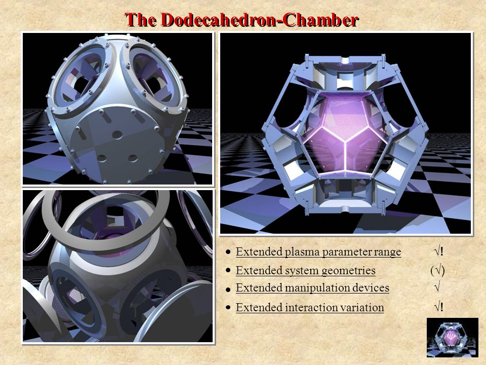 The Dodecahedron-Chamber