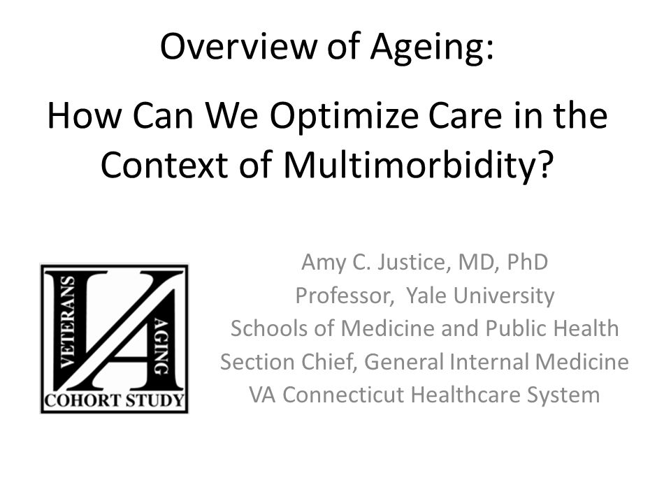 Overview of Ageing: a How Can We Optimize Care in the Context of Multimorbidity