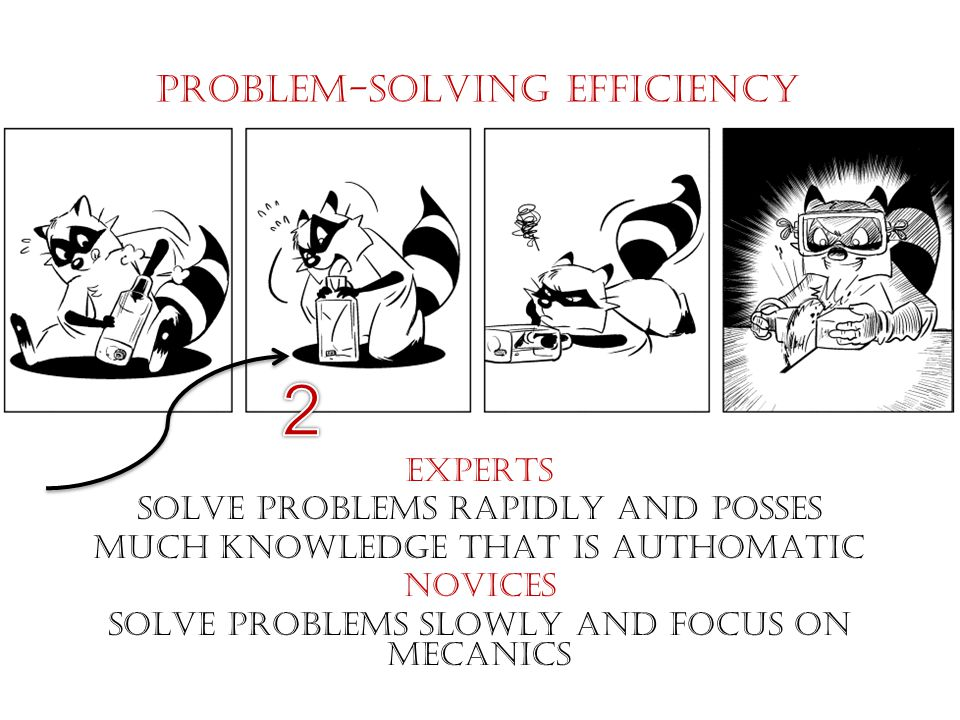 PROBLEM-SOLVING EFFICIENCY