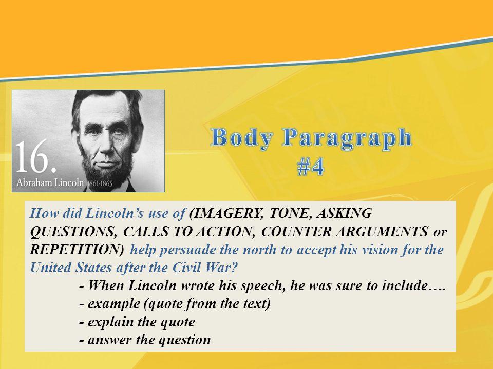 Body Paragraph #4.